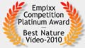Empixx Award Best Nature Video Logo
